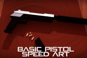 Basic Pistol – Speed Art