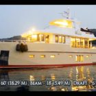 Bering 60 – Steel Luxury Explorer Trawler Yacht
