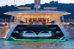 HEMISPHERE Super Yacht ⋆ BILLIONAIRES CLUB ⋆ LUXURY ⋆