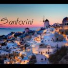 Santorini Greece – Tears For Yazd – Byzantine Meditation