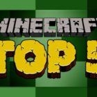 Top 5 Minecraft Creations – Wonders of the World